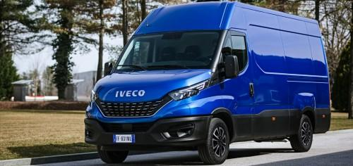 Iveco Daily получил рестайлинг