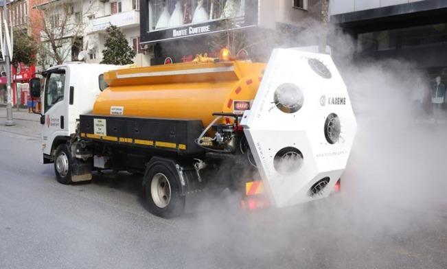 Связи всемирной пандемией компания «StahlBau» предоставляет новую систему Распылителя (туманообразование)